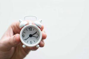 نقش زمان در مهارت های مطالعه